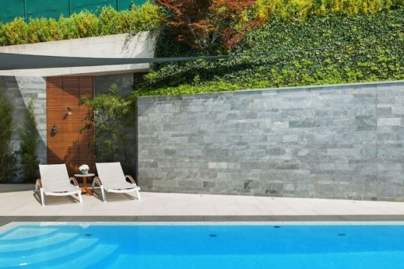 Piedra natural para el exterior de tu hogar