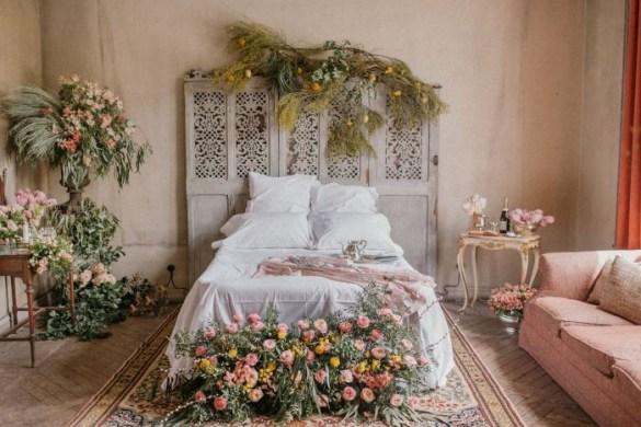 Dormitorio de recién casados Bridal House
