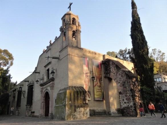 Ermita del Museo Dolores Olmedo