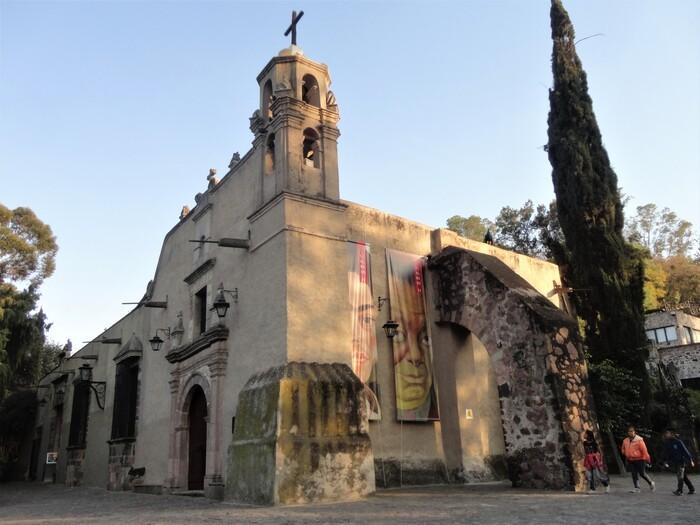 El Museo Dolores Olmedo en México guarda gran parte del arte de Frida Kahlo y Diego Rivera