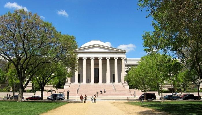 Galería Nacional de Arte en Washington: un tesoro estadounidense
