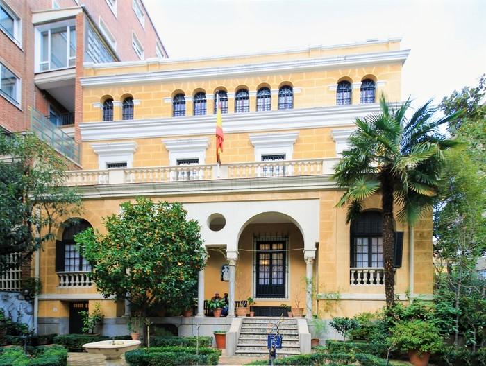 Museo Sorolla vista exterior