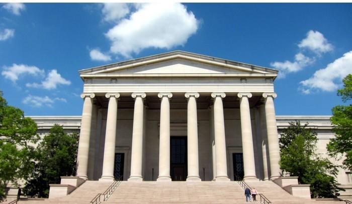 Galería Nacional de Arte de Washington West Building