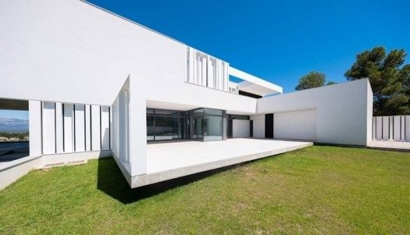 casa prefabricada acero
