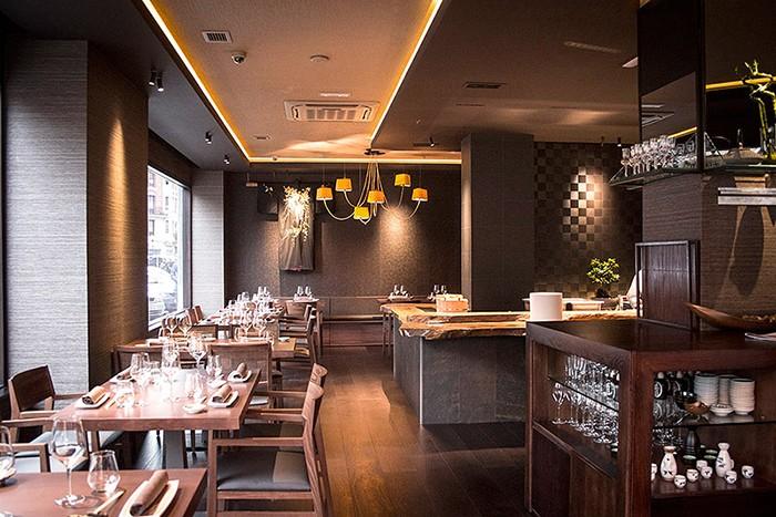 KUMA, un restaurante japonés en pleno Bilbao