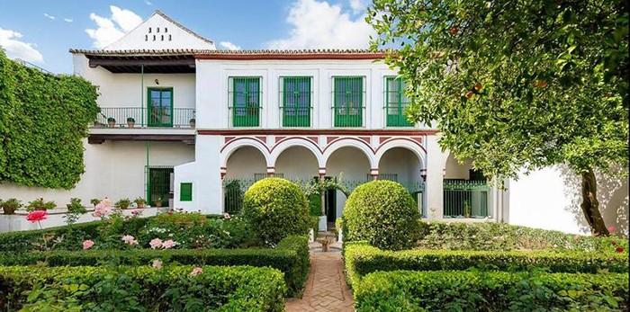 Palacio Bucarelli, un hotel de lujo en Sevilla