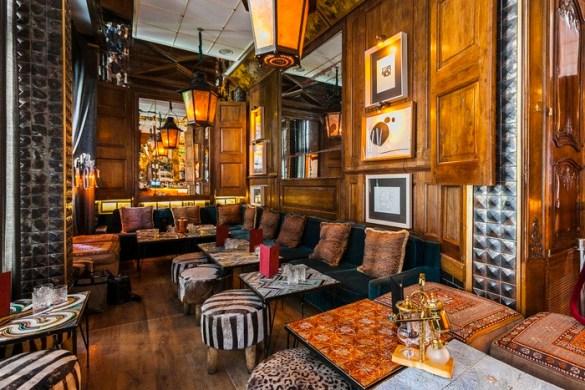 Foto: Restaurante Bocagrande decoración