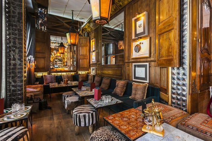 Restaurante Boca Grande Barcelona. Un lugar que impresiona con su decoración