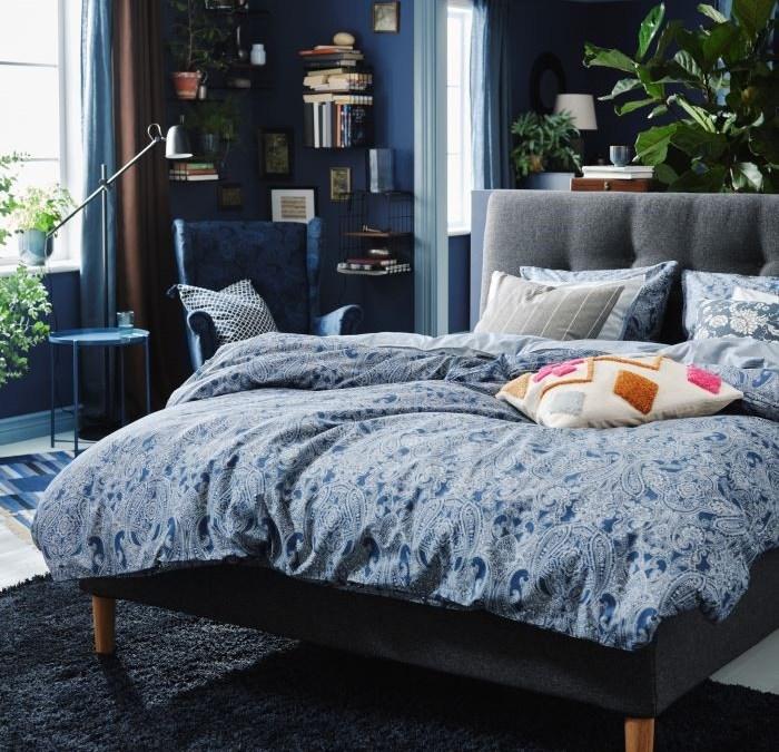 Ikea nos trae un hogar con decoración relajada y lleno de energía