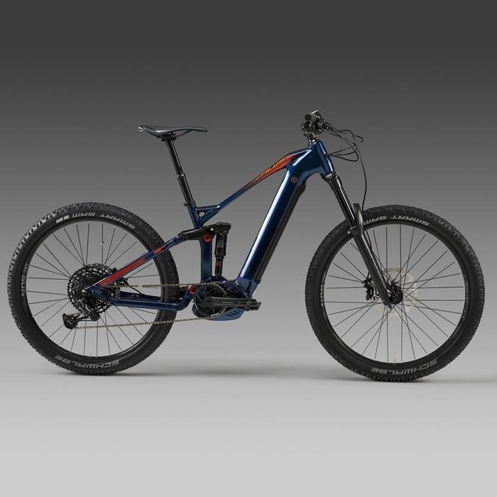 bicicleta montaña decathlon robusta