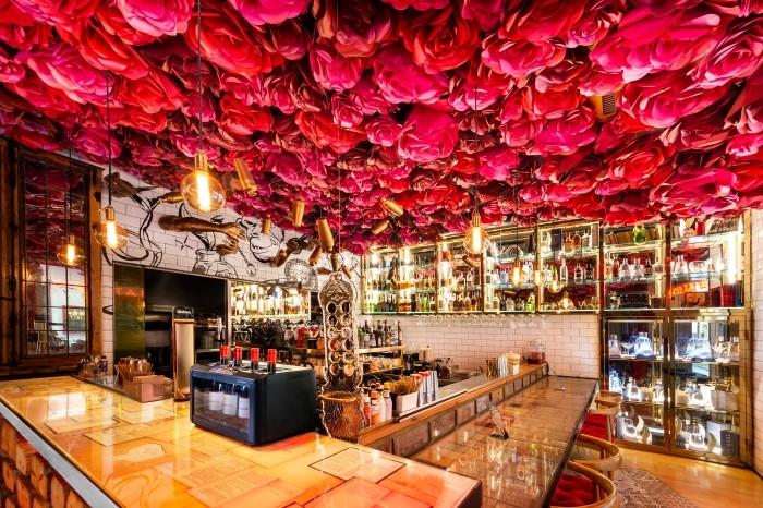 parte restaurante madrid