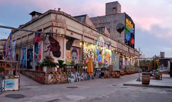 bmurals edifcio colorido