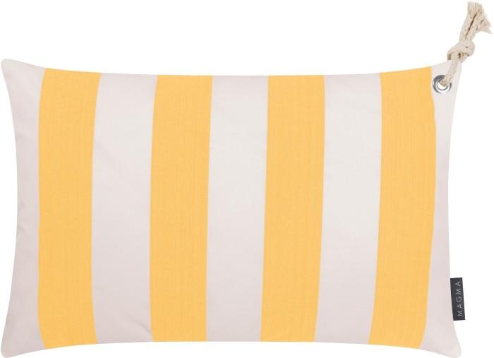 rayas amarillas blancas