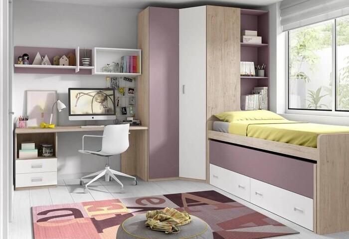 Dormitorios juveniles: Cómo elegirlos