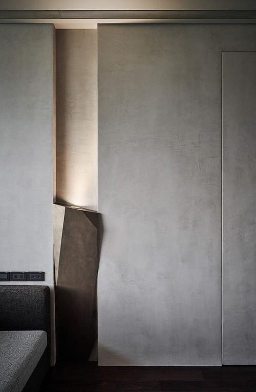 iluminacion-integrada en una habitación de un hogar