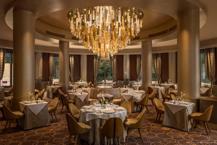sala comedor elegante