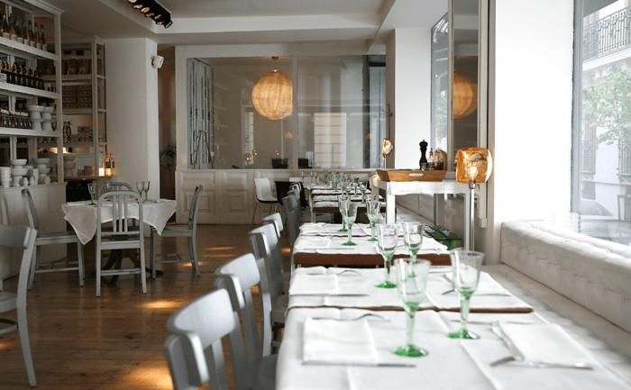 Restaurante Bazaar de Madrid, dirección hacia la originalidad culinaria