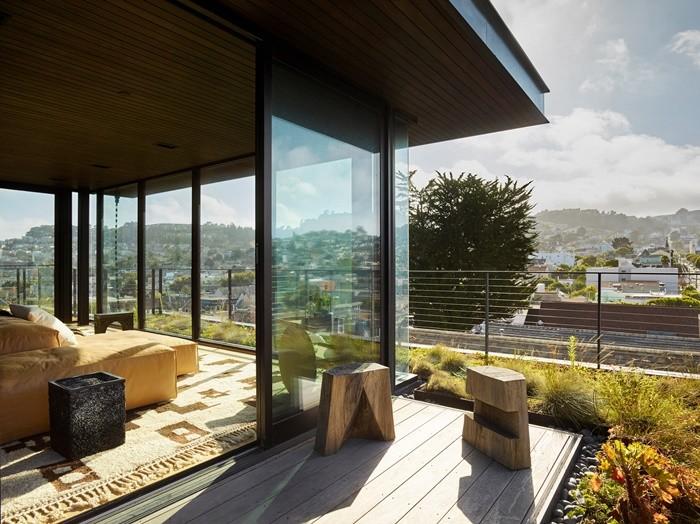 cristalera jardin sofa vistas