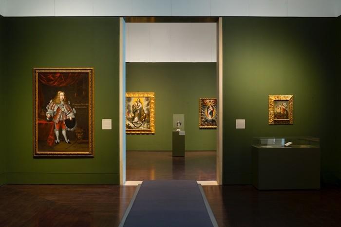 galeria cuadros museo