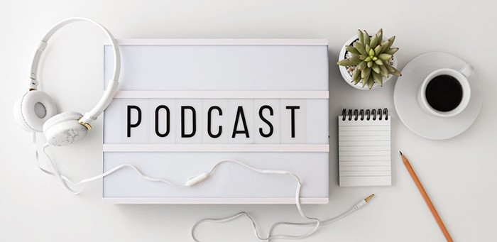 elementos grabacion podcast