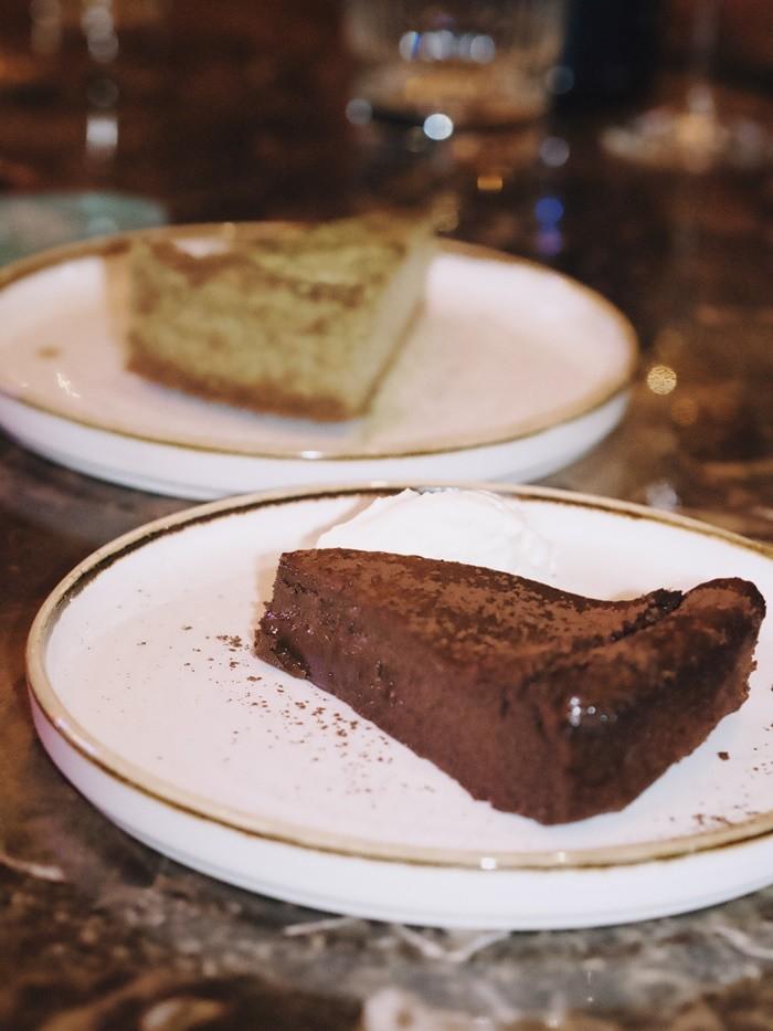 postres tartas platos