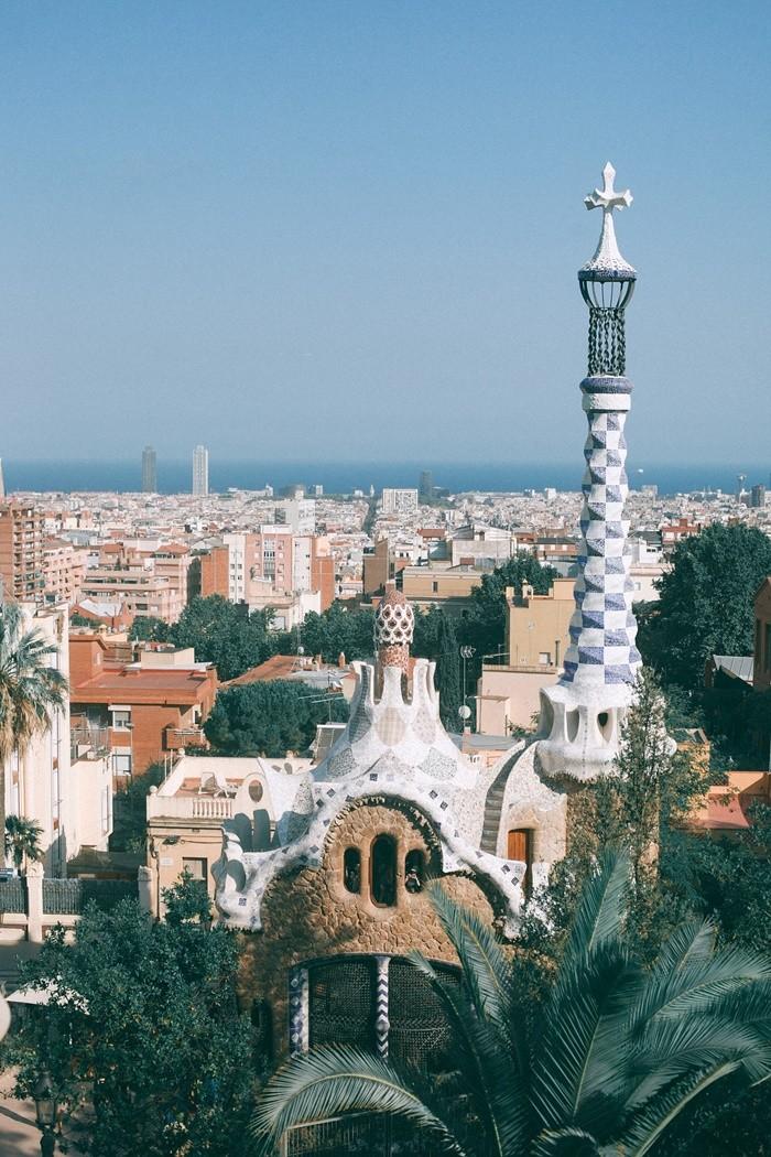 barcelona fachada