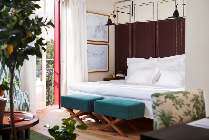 Un hotel en pleno casco antiguo de Mallorca: Hotel Cort