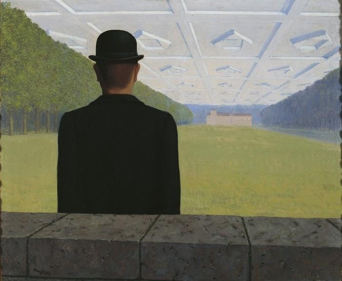 René Magritte, referente del surrealismo, en el Thyssen-Bornemisza