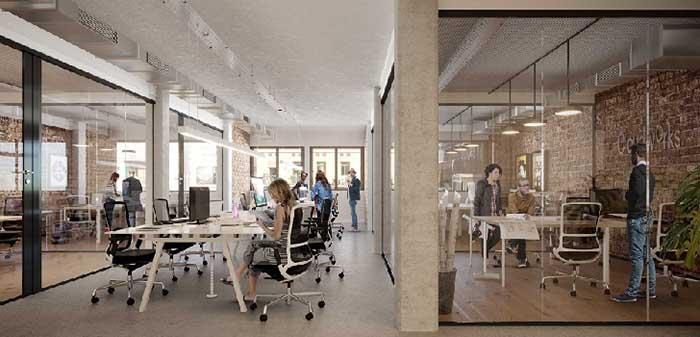 espacios de trabajo diseño madrid