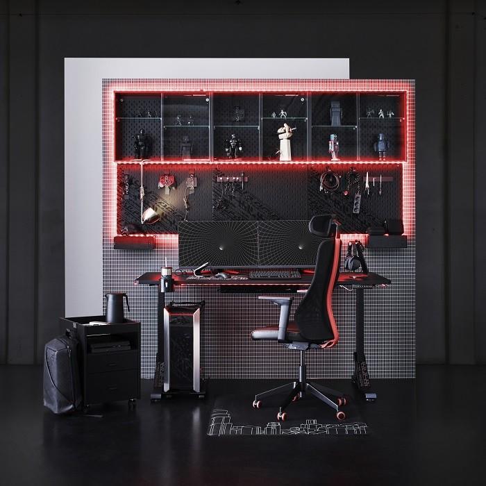 colección de Ikea de Gaming