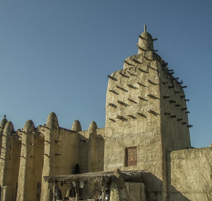 Arquitectura vernácula africana