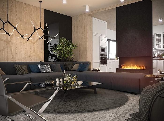 Las chimeneas y estufas más adaptadas a tu hogar para acompañar el invierno