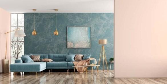 salon microcemento paredes