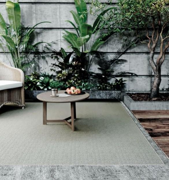 alfombras sostenibles materiales reciclados