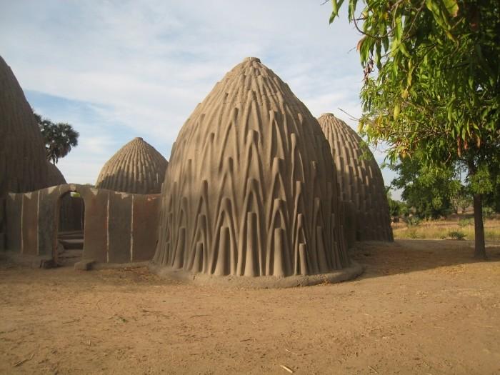 arquitectura vernácula africa