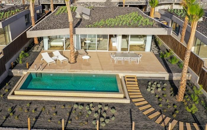 villa del Tenis, casa de lujo en Tenerife sostenible