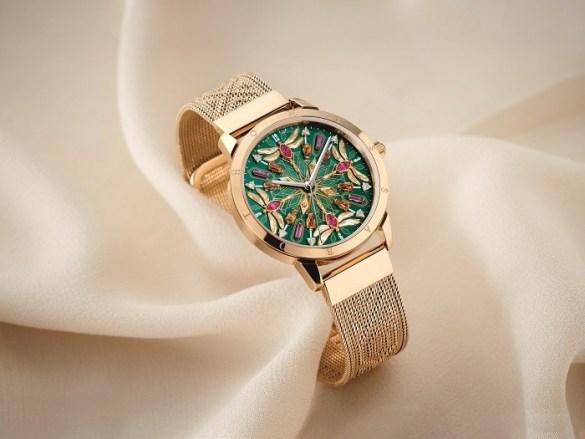 diseño de un reloj para mujer de Thomas Sabo