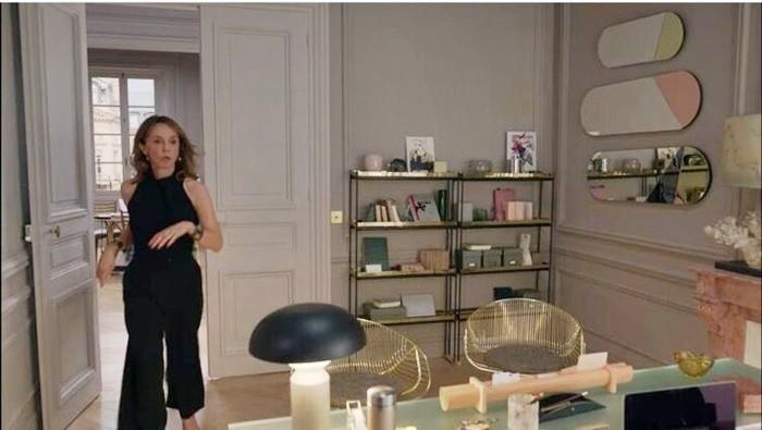 despacho estanteria parisino