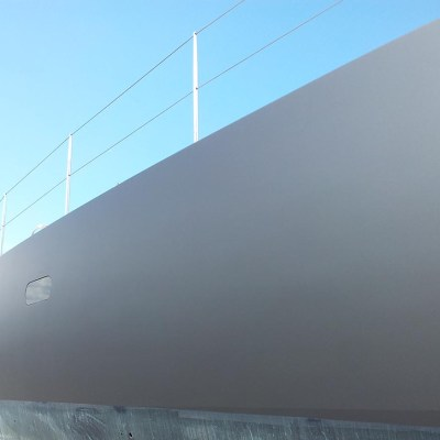 sailing yacht wrapping