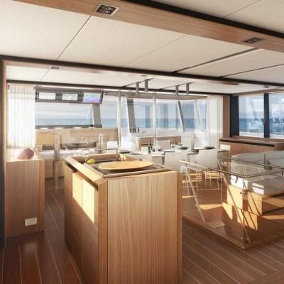 yacht interior wrap refit
