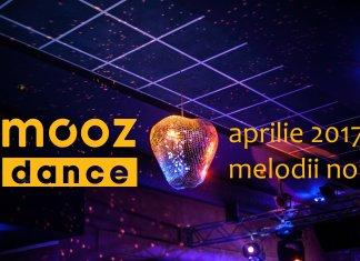 MoozDance - noutăți în aprilie 2017