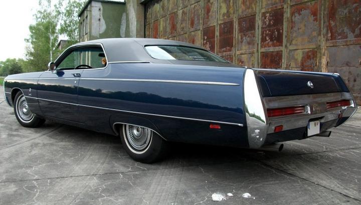 1969 73 Imperial Coupe Obscure Muscle Car Mopar Blog