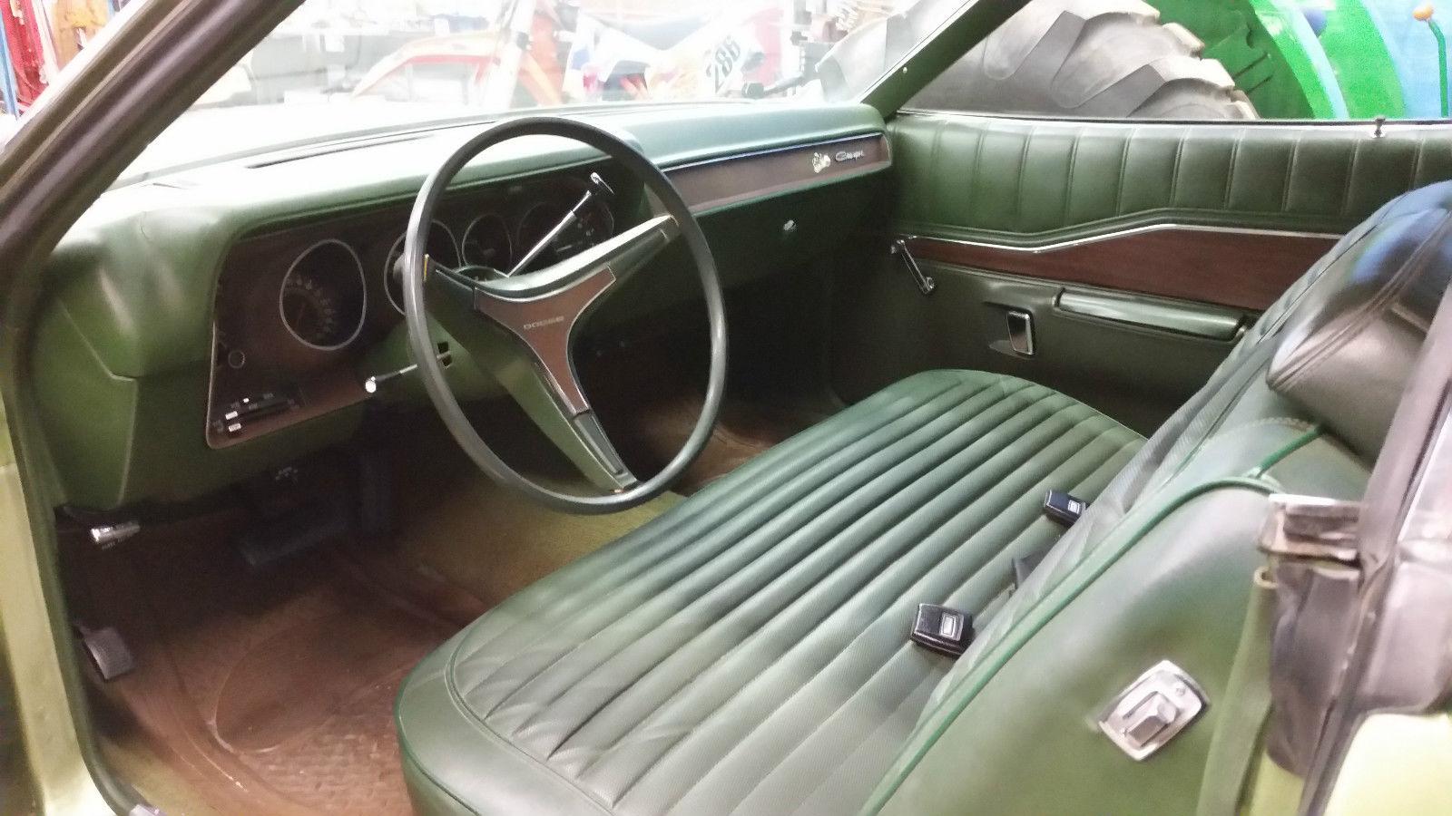 1972 Dodge Charger Rallye Bee Mopar Blog