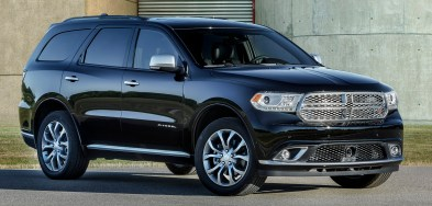 2018 Dodge Durango Citadel 4x4. (FCA US Photo)