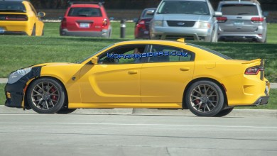 Photo of SPIED: 2019 Dodge Charger SRT HELLCAT: