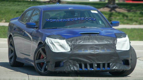 2019 Dodge Charger SRT HELLCAT Prototype. (Real Fast Fotography)