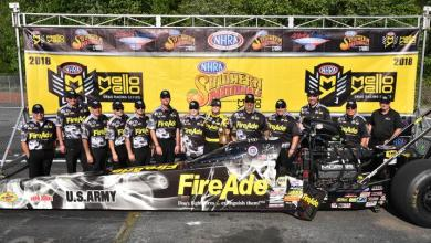 Photo of Leah Pritchett Gets 1st Win Of The Season In Top Fuel: