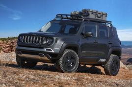2018 Jeep Renegade B-UTE Concept (FCA US Photo)