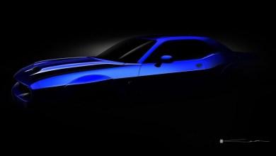 Photo of Dodge teases NEW Challenger SRT HELLCAT Widebody!