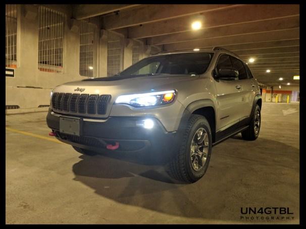 2019 Jeep Cherokee Trailhawk (UN4GTBL photo)